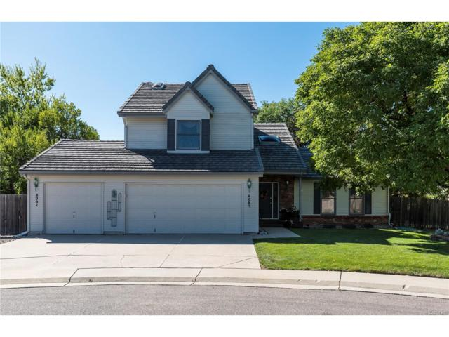 8087 S Race Way, Centennial, CO 80122 (MLS #8940807) :: 8z Real Estate