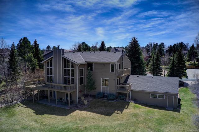 7611 E Windlawn Way, Parker, CO 80134 (MLS #8941070) :: 8z Real Estate