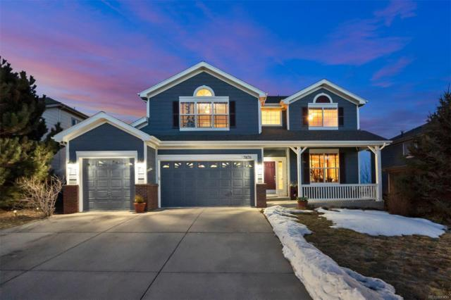 7878 Solstice Way, Castle Rock, CO 80108 (#8941189) :: The Heyl Group at Keller Williams