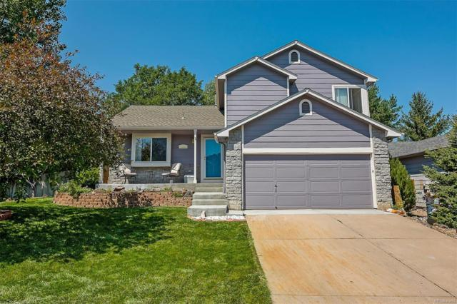 4981 S Ensenada Way, Centennial, CO 80015 (#8941382) :: Structure CO Group