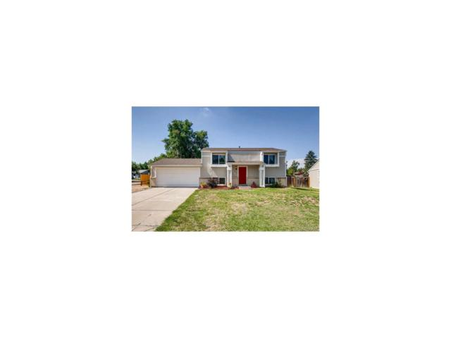 4767 S Norfolk Street, Aurora, CO 80015 (MLS #8941534) :: 8z Real Estate