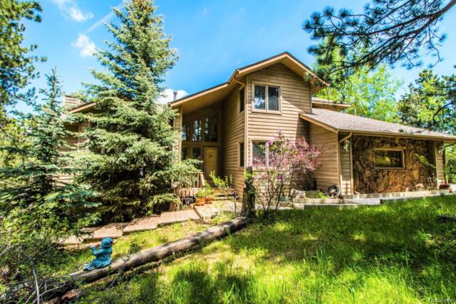 140 Soda Creek Road, Evergreen, CO 80439 (#8941981) :: Berkshire Hathaway Elevated Living Real Estate