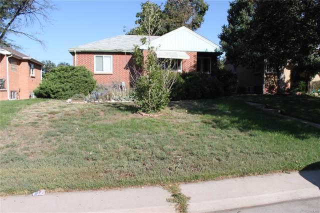 3300 Bellaire Street, Denver, CO 80207 (#8942033) :: HomePopper