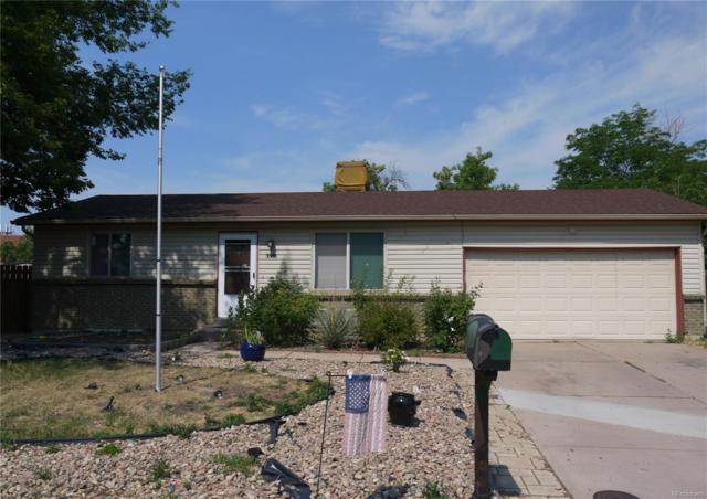 3385 S Hannibal Street, Aurora, CO 80013 (#8942168) :: Bring Home Denver