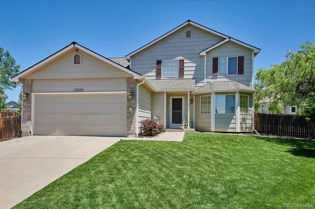 11100 Callaway Court, Parker, CO 80138 (MLS #8942506) :: 8z Real Estate