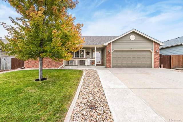 6814 18th Street, Greeley, CO 80634 (MLS #8942519) :: Colorado Real Estate : The Space Agency
