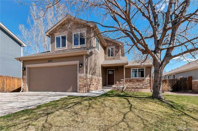 4882 E 131st Place, Thornton, CO 80241 (#8942582) :: My Home Team