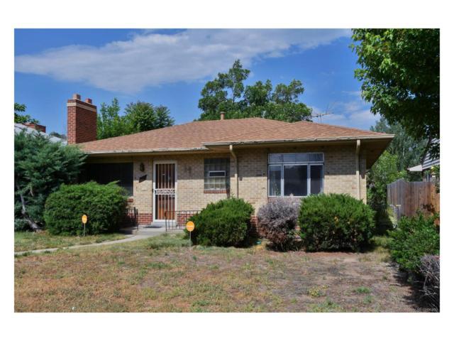 1085 S Harrison Street, Denver, CO 80209 (MLS #8942646) :: 8z Real Estate