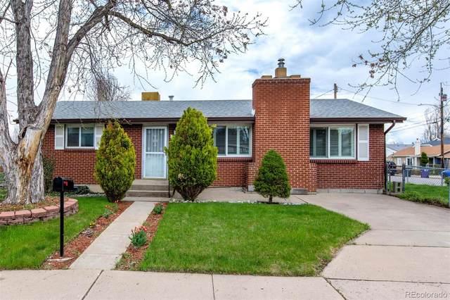 2790 S Decatur Street, Denver, CO 80236 (#8942904) :: Wisdom Real Estate
