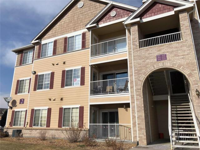 15700 E Jamison Drive #201, Englewood, CO 80112 (#8943120) :: ParkSide Realty & Management