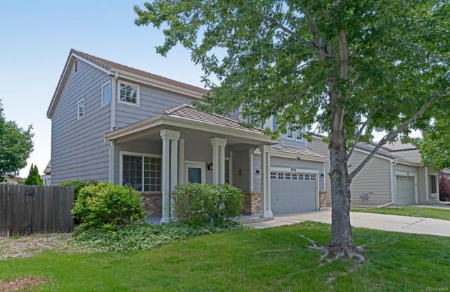 8336 S Reed Street, Littleton, CO 80128 (#8943740) :: The Peak Properties Group