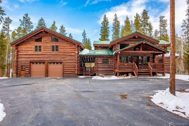 1817 Gcr 834/Cranmer Ave, Fraser, CO 80442 (MLS #8943766) :: Bliss Realty Group
