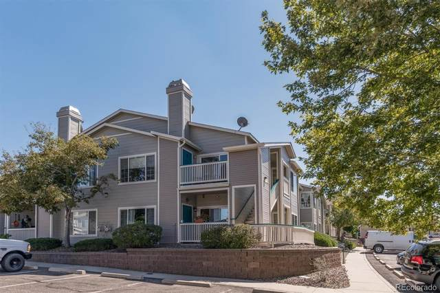 8406 Pebble Creek Way #204, Highlands Ranch, CO 80126 (#8943792) :: Own-Sweethome Team