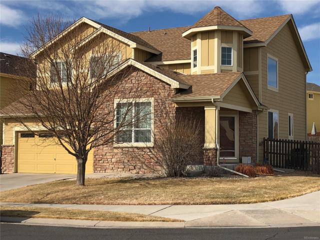 16291 E 106th Way, Commerce City, CO 80022 (#8944079) :: The Peak Properties Group