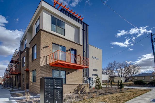 3032 Wilson Court #2, Denver, CO 80205 (MLS #8944386) :: 8z Real Estate