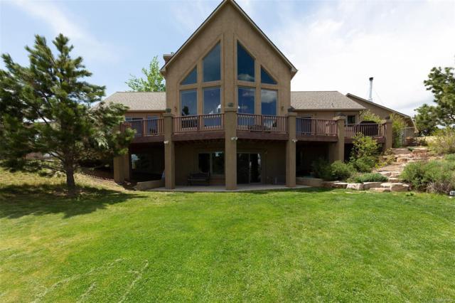 5988 County Road 82, Elbert, CO 80106 (MLS #8945015) :: 8z Real Estate