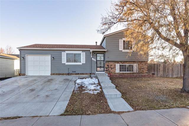 16900 E Wagontrail Parkway, Aurora, CO 80015 (MLS #8945097) :: Bliss Realty Group