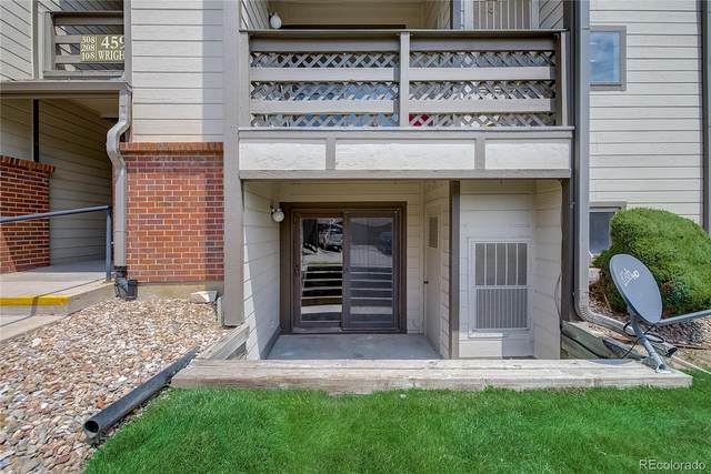 459 Wright Street #106, Lakewood, CO 80228 (#8945351) :: Berkshire Hathaway HomeServices Innovative Real Estate