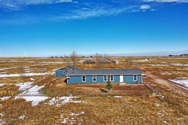 37310 Harrisville Road, Ramah, CO 80832 (MLS #8945447) :: 8z Real Estate