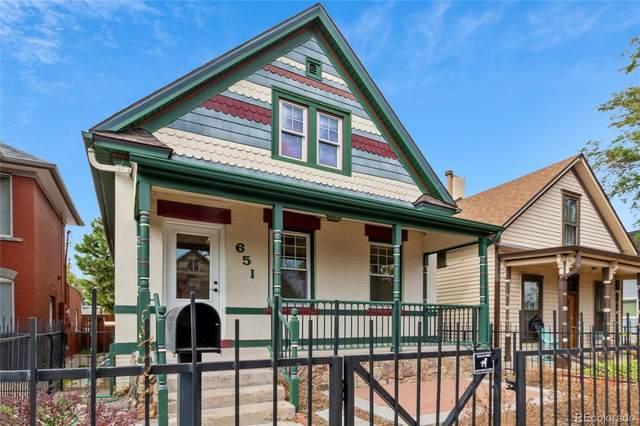 651 Galapago Street, Denver, CO 80204 (#8945543) :: Relevate | Denver