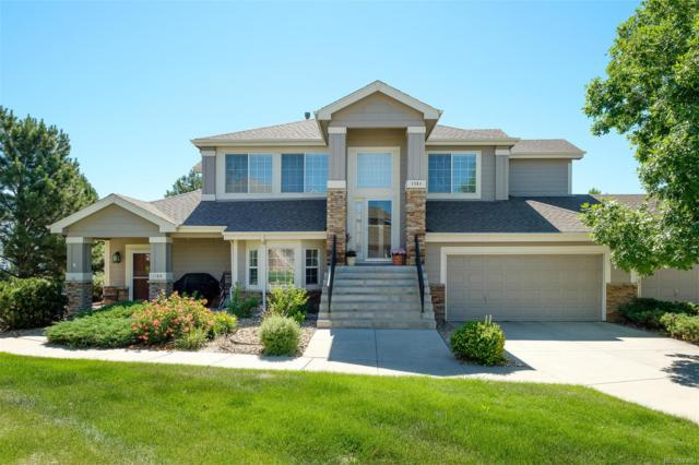 1364 Pineridge Court, Castle Pines, CO 80108 (#8945717) :: The DeGrood Team
