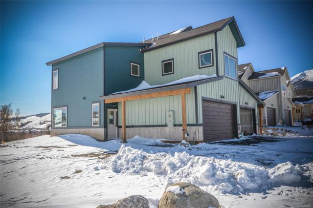 29 Haymaker Street 2A, Silverthorne, CO 80498 (MLS #8946094) :: Bliss Realty Group