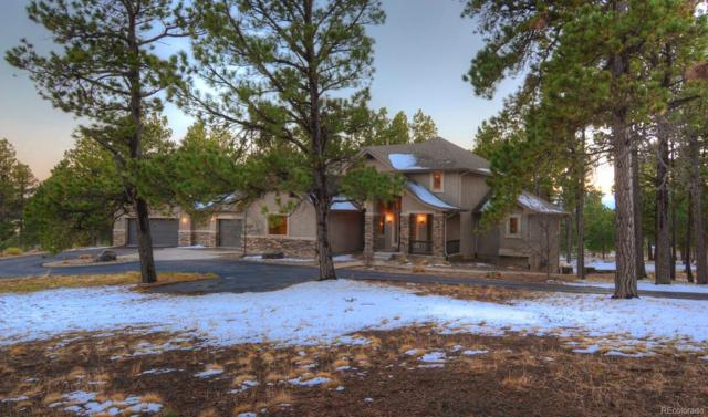 5265 Hidden Rock Road, Colorado Springs, CO 80908 (#8946346) :: The Peak Properties Group