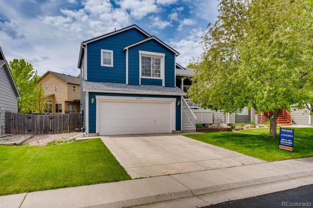 17232 Silver Mound Lane, Parker, CO 80134 (#8946567) :: The HomeSmiths Team - Keller Williams