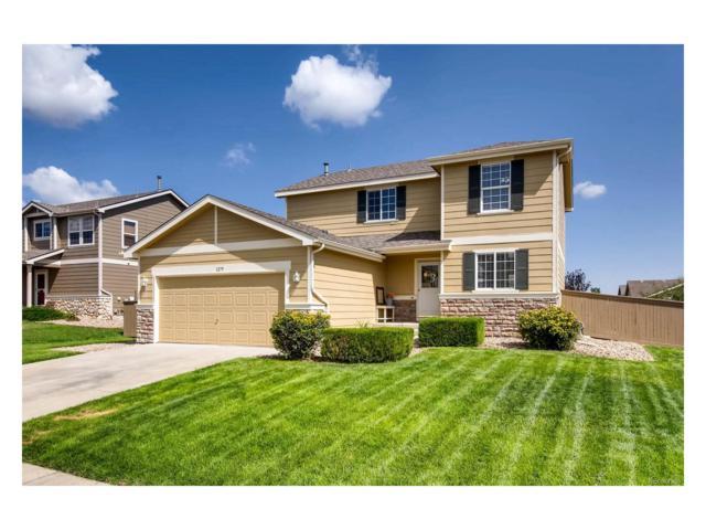 1279 Kittery Street, Castle Rock, CO 80104 (MLS #8946595) :: 8z Real Estate