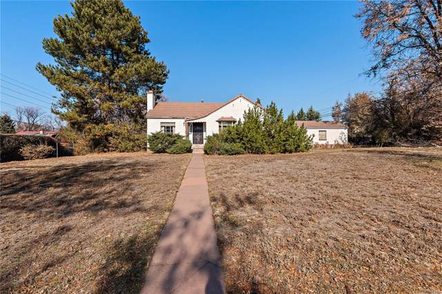 6601 E 12th Avenue, Denver, CO 80220 (#8946968) :: The Heyl Group at Keller Williams