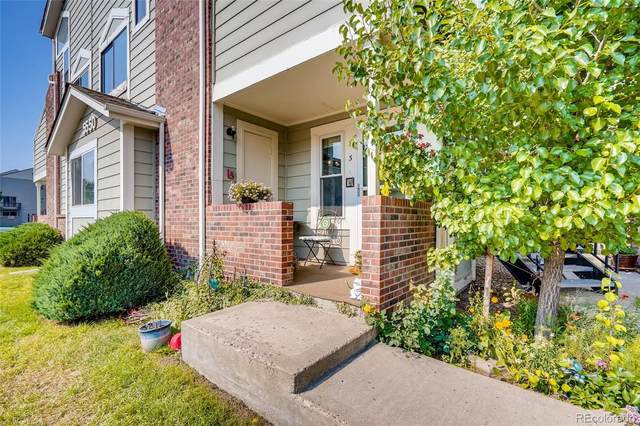 5550 W 80th Place #3, Arvada, CO 80003 (MLS #8948000) :: Clare Day with Keller Williams Advantage Realty LLC