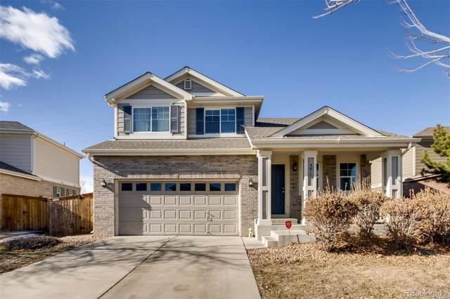 4817 S Elk Way, Aurora, CO 80016 (#8948295) :: The Peak Properties Group