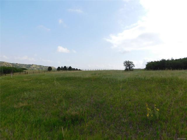 5760 Lemon Gulch Road, Castle Rock, CO 80108 (MLS #8948728) :: 8z Real Estate