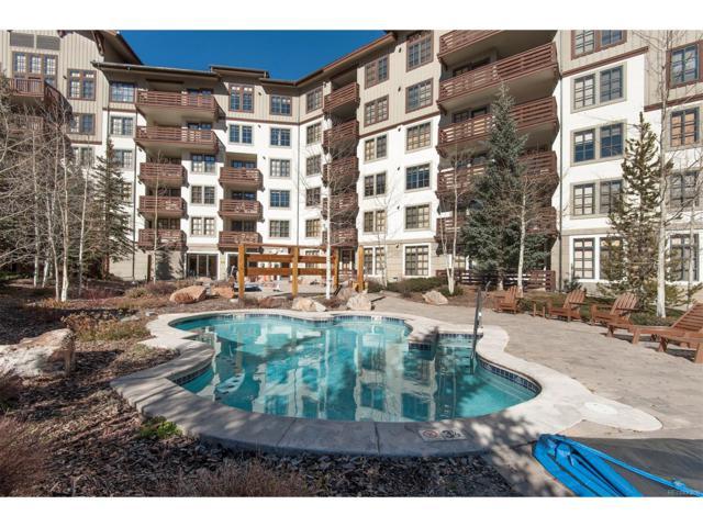 910 Copper Road #511, Frisco, CO 80443 (#8948936) :: Wisdom Real Estate
