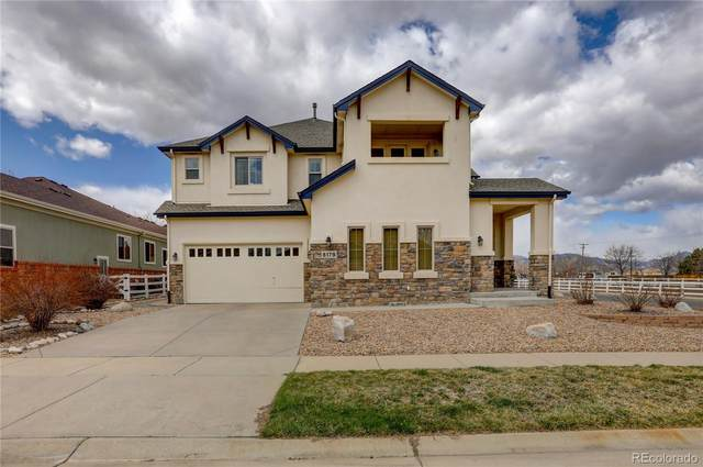 8179 Vivian Street, Arvada, CO 80005 (MLS #8949132) :: The Sam Biller Home Team