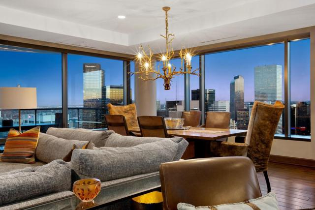 1133 14th Street #3520, Denver, CO 80202 (MLS #8949278) :: 8z Real Estate