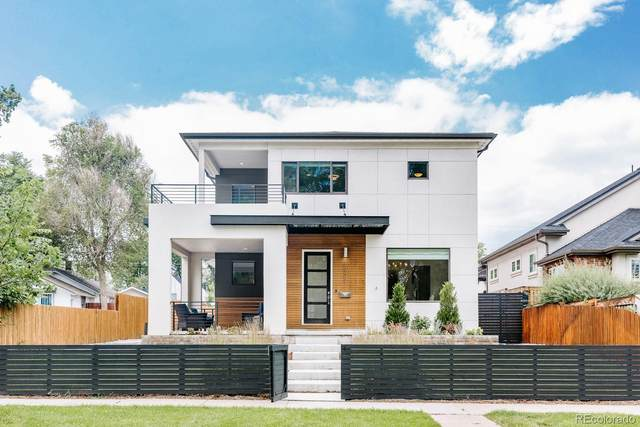 1929 S Gilpin Street, Denver, CO 80210 (#8949298) :: The DeGrood Team
