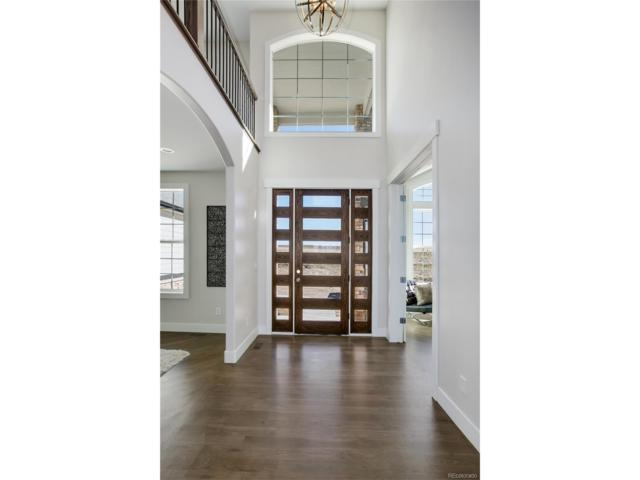 3443 Antelope Ridge Trail, Parker, CO 80138 (MLS #8949451) :: 8z Real Estate