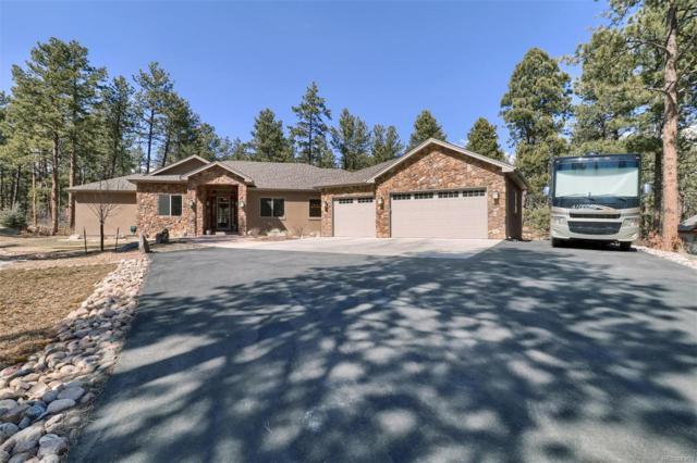 1225 Hoosier Drive, Larkspur, CO 80118 (MLS #8950124) :: 8z Real Estate