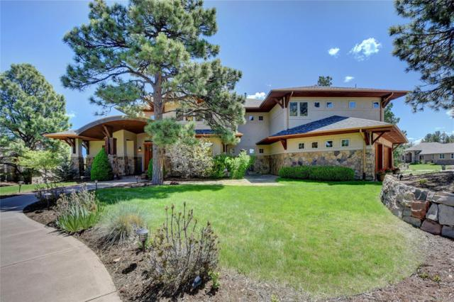 5082 Horned Owl Way, Parker, CO 80134 (MLS #8950172) :: Bliss Realty Group