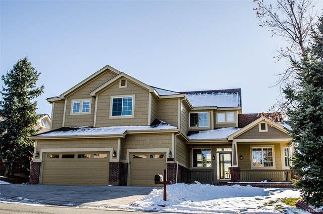 22506 E Weaver Drive, Aurora, CO 80016 (#8950445) :: HomeSmart