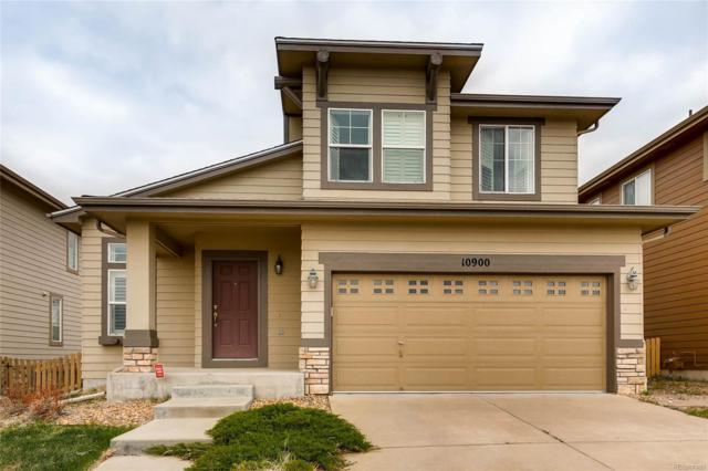 10900 Brooklawn Road, Highlands Ranch, CO 80130 (#8950658) :: The Pete Cook Home Group