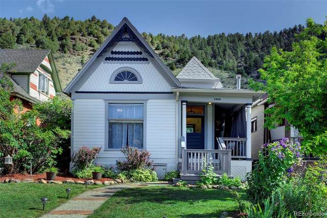 1222 Colorado Boulevard, Idaho Springs, CO 80452 (#8950675) :: Chateaux Realty Group