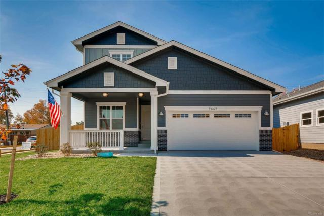 7876 Shoshone Street, Denver, CO 80221 (#8950890) :: The Tamborra Team
