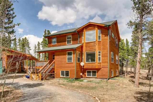 10 Shoshoni Way, Nederland, CO 80466 (#8950944) :: The Healey Group