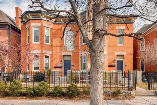 2308 N Marion Street A, Denver, CO 80205 (#8951289) :: Colorado Team Real Estate