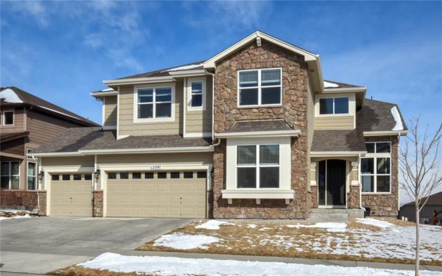 13397 W 87th Terrace, Arvada, CO 80005 (MLS #8951330) :: 8z Real Estate