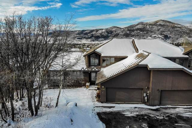 1745 Highland Way, Steamboat Springs, CO 80487 (MLS #8951472) :: Kittle Real Estate