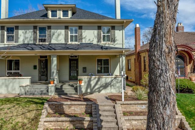 640 Gilpin, Denver, CO 80218 (#8951493) :: The City and Mountains Group