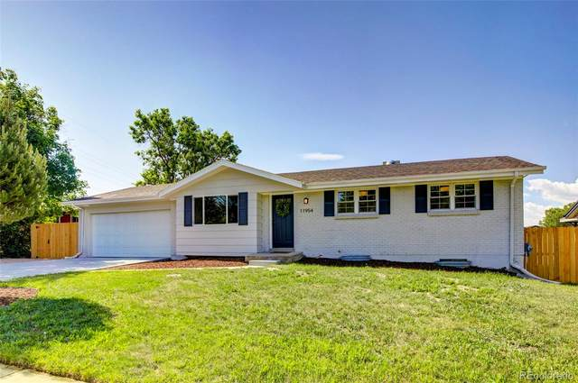 11954 W 65th Place, Arvada, CO 80004 (#8951600) :: The Peak Properties Group